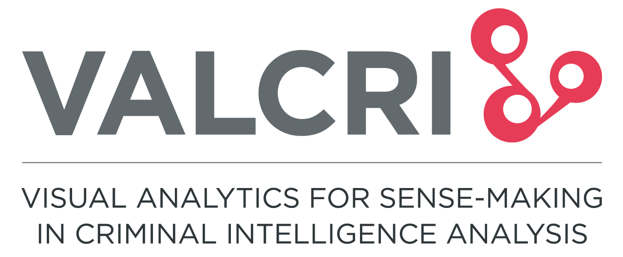 Visual Analytics for sense-making in Criminal Intelligence